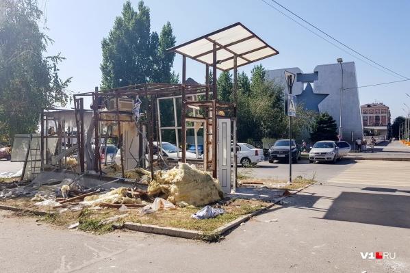Право на размещение ларьков на улицах Волгограда теперь можно передавать по наследству