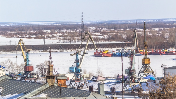 К строительству нового речного порта в Самаре хотят привлечь банк