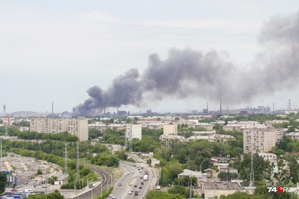 Челябинск полыхает больше недели, за это время произошло уже больше 900 пожаров