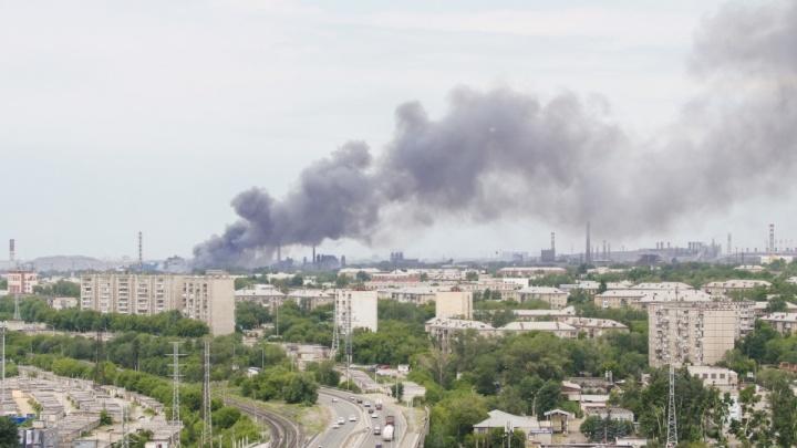 В Челябинске ввели особый противопожарный режим