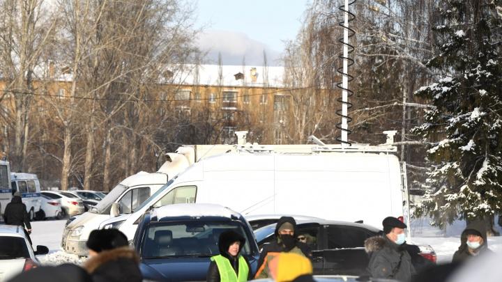 В Нижнем Тагиле ФСБ нагрянула с проверкой в компании, занимающиеся дорогами и благоустройством