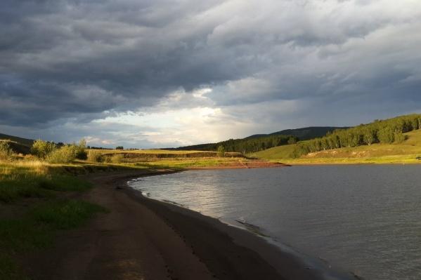 Село Новая Сыда находится в живописном месте