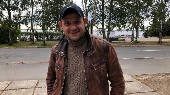 Жил на улице ради мечты: интервью с актером Нодаром Джанелидзе. Он вырос в Архангельске