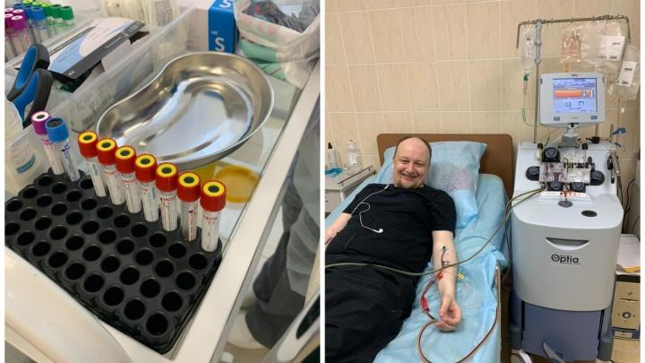 «Это чудо, которое ты делаешь сам»: екатеринбуржец рассказал, как стал донором костного мозга