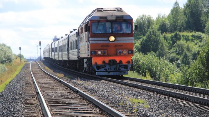 В Архангельской области работает поезд для вакцинации от COVID-19. Публикуем расписание