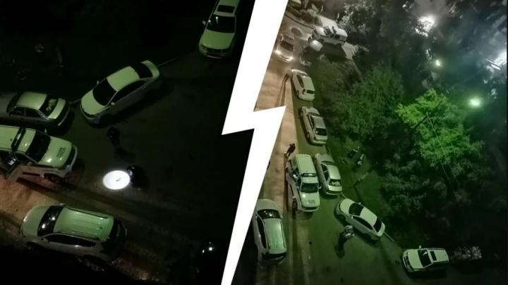 Мужчина, которого похитили в Екатеринбурге в понедельник ночью, оказался гражданином Китая