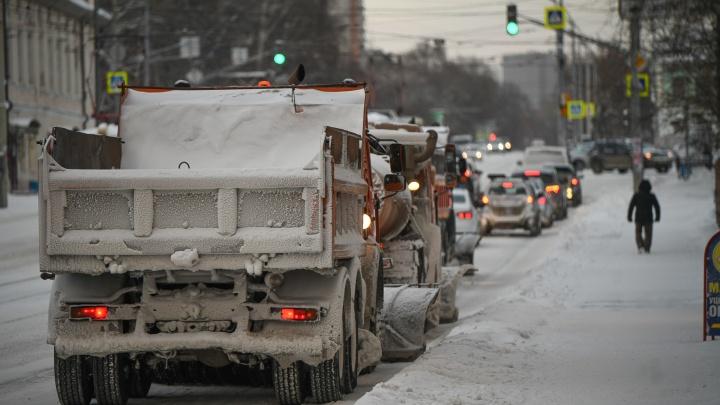 Ищите свой адрес: новый список улиц, где будут эвакуировать автомобили для уборки снега
