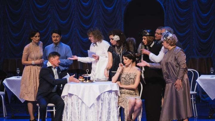 Политики и бизнесмены расскажут истории из театрального буфета в ДК «Тольяттиазот»