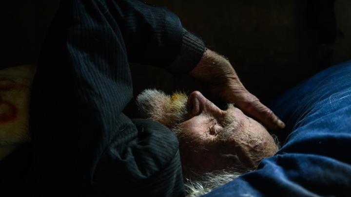 Гражданин-никто. Под Ростовом умирает мужчина — с паспортом 1965 года ему недоступна медпомощь