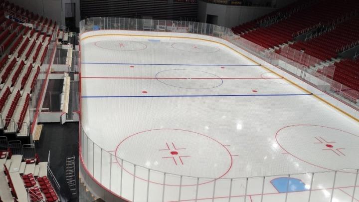 В Минспорта прокомментировали махинации при поставке оборудования для ледовой арены «Трактор»