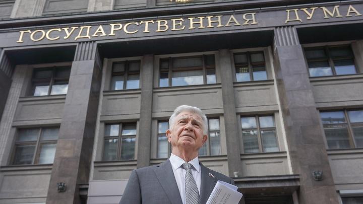 Мэр Первышов собрался в Госдуму. Вот что за 5 лет депутатства сделал его предшественник Евланов