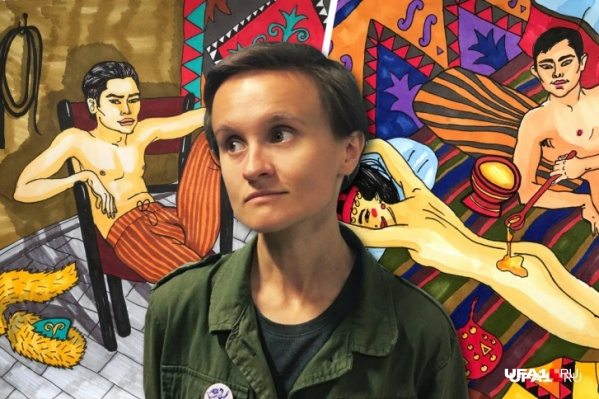 Алёна Савельева считает, что таким образом хотя бы частично обезопасит себя от хейтеров