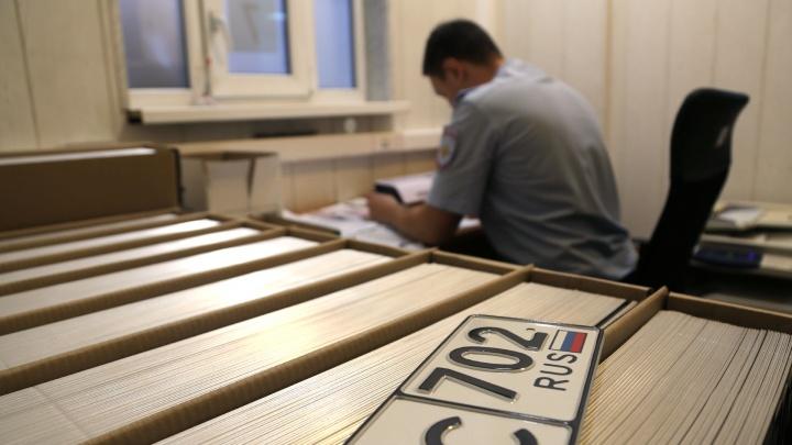 В Уфе задержали начальника отдела ГИБДД Башкирии по подозрению в получении взяток