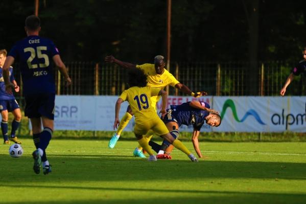 В первом матче в Австрии «Ростов» сыграл вничью 2:2 с венгерским «Фехерваром»