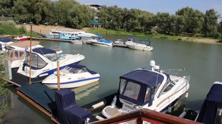 Лодкам и катерам разрешат плавать по Иртышу с 1мая