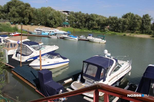 Период плавания маломерных судов продлится до конца октября