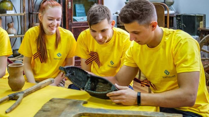 Здесь собрана память времен: в 2021 году краеведческий музей города Котельниково отпразднует юбилей