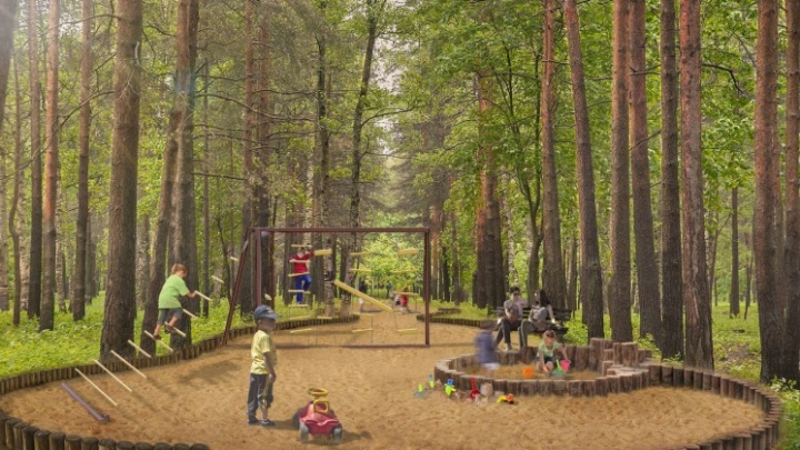 Заельцовский парк в Новосибирске откроется уже в октябре — что успеют сделать к этому времени