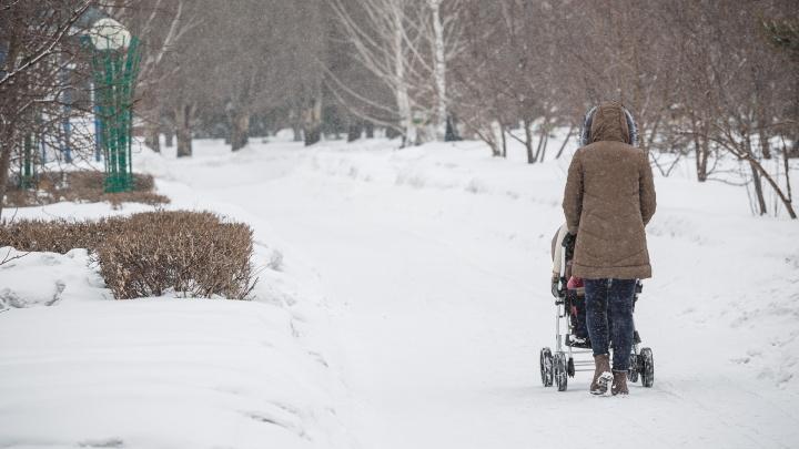 Синоптики Кузбасса предупредили о похолодании и сильном ветре. Публикуем прогноз на неделю