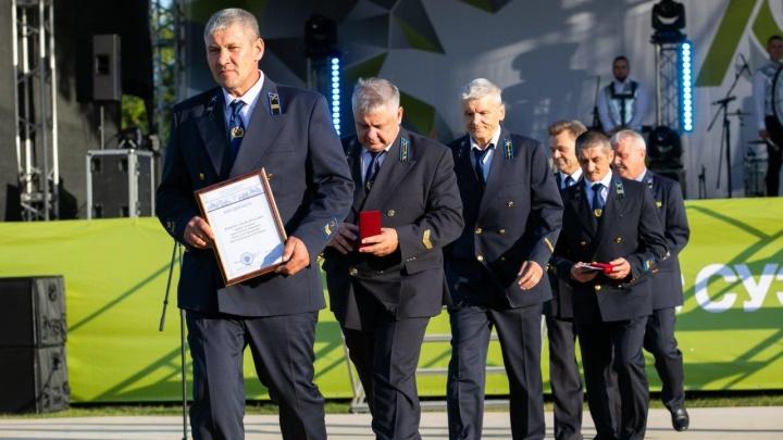Более 130 горняков СУЭК наградят за вклад в развитие угольной промышленности в Красноярском крае и России