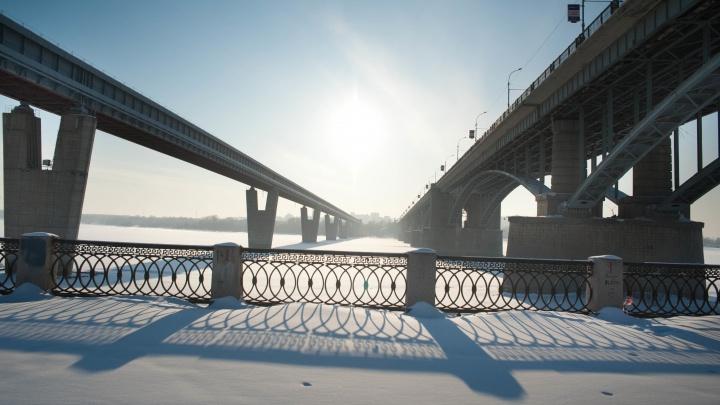 В Новосибирске выбрали подрядчика, который сделает проект ремонта Октябрьского моста, — что о нем известно