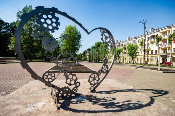 Уралмаш — это индустриальное сердце Екатеринбурга