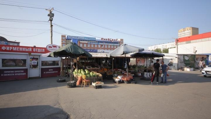На месте Каширинского рынка в Челябинске хотят построить жилой комплекс с садиком и спортцентром