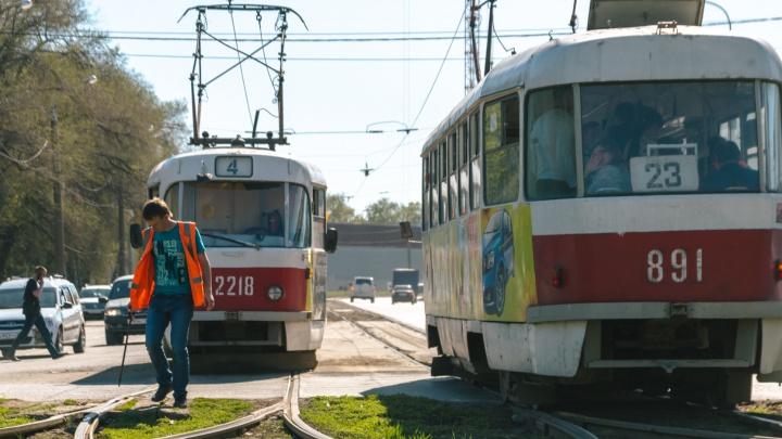 В Самаре изменят 15 маршрутов общественного транспорта