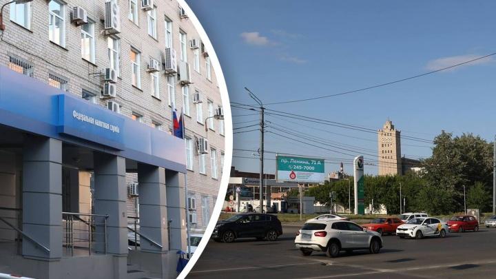 В Челябинске построят здание для налоговой службы за 1,2 миллиарда рублей