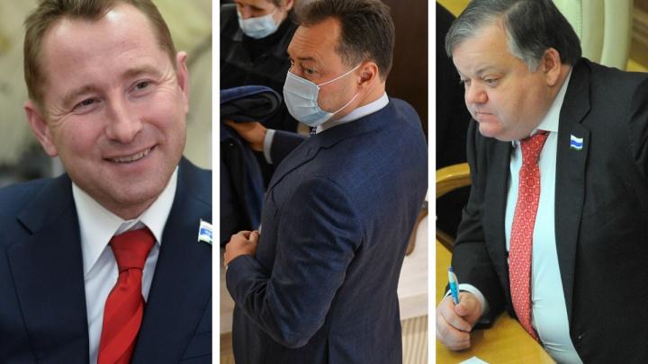 Кто самый богатый и бедный народный избранник: свердловские депутаты раскрыли свои доходы