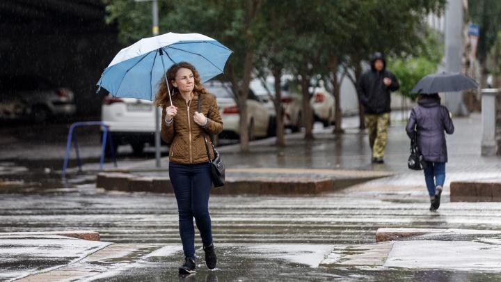 Дожди отменяются: смотрим погоду в Волгограде на ближайшие сутки