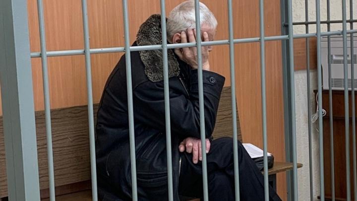 Омичу, убившему ветерана ВОВ, дали девять с половиной лет колонии строгого режима