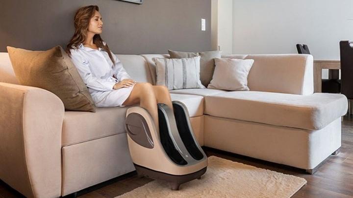 Как китайский император: массажеры для ног помогут снять усталость и поднять иммунитет