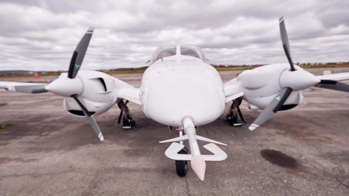 Карьера в авиации без опыта и «профиля»: что нового узнали гости на дне открытых дверей УЗГА
