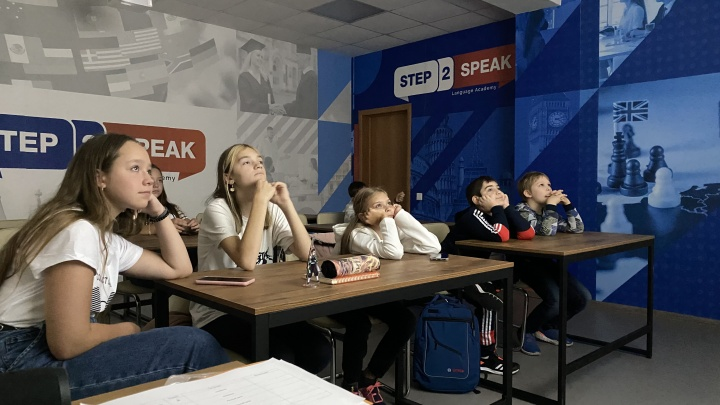 Первый шаг к свободе общения: где в Челябинске детей обучают английскому языку