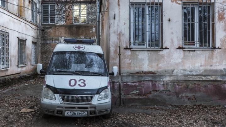 В Волгоградской области мужчина обещал взорвать районную больницу