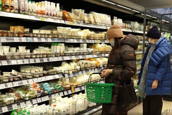 В ассортименте магазина — товары для гурманов и приверженцев правильного питания