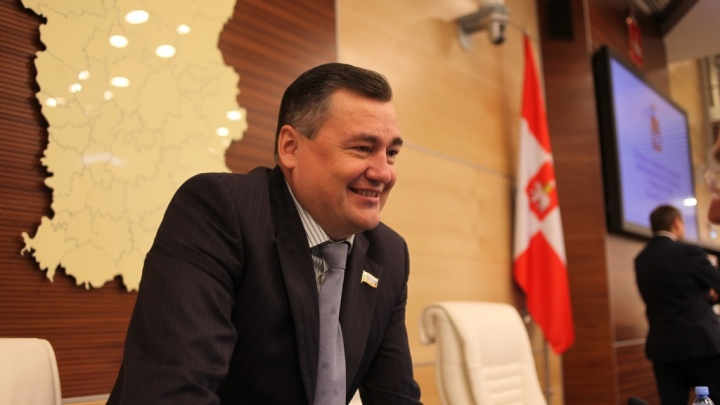 Председателем парламента Пермского края избран Валерий Сухих