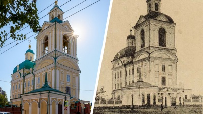 Три этажа православия: репортаж из Благовещенского монастыря накануне его 200-летия
