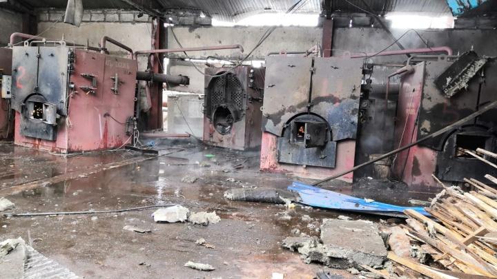 Котел взорвался на деревообрабатывающем производстве в Нижнем Ингаше. Пострадали три работника