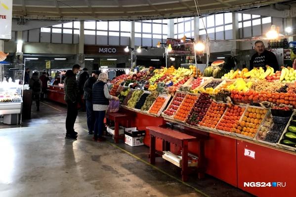 Задержание руководителя рынка перед Новым годом вызвало среди сотрудников беспокойство