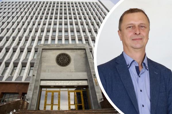 Денис Субботин обсудил с НГС ситуацию, сложившуюся вокруг его помощника