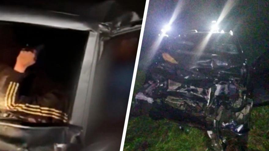Села пьяной за руль и убила свою семью: виновница массового ДТП нашла объяснение пьяной езде