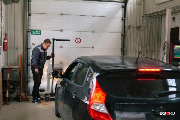 Процедуру техосмотра отменили — проверка машины останется на совести водителя