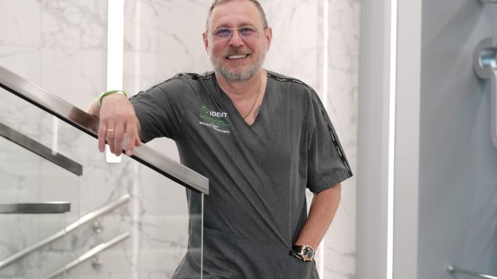 Быстро вернуть зубы в безнадежных ситуациях помогут доктора международного центра имплантологии