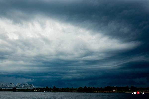 Погода ухудшится в ближайшее время