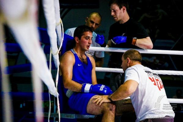 У Артема Микаеляна было большое спортивное будущее, он переехал в Москву и приступил к тренировкам