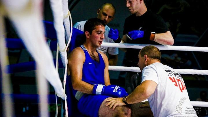 В ДТП на трассе Тюмень — Омск погиб 23-летний боксер