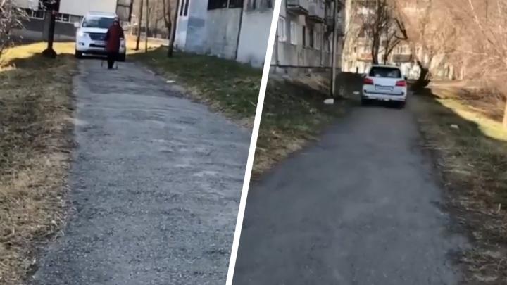 Тюменец рассекал на Lexus у Утиного пруда — его нашли и наказали