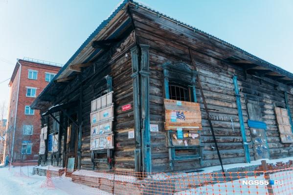 В доме Хлебникова неоднократно были пожары